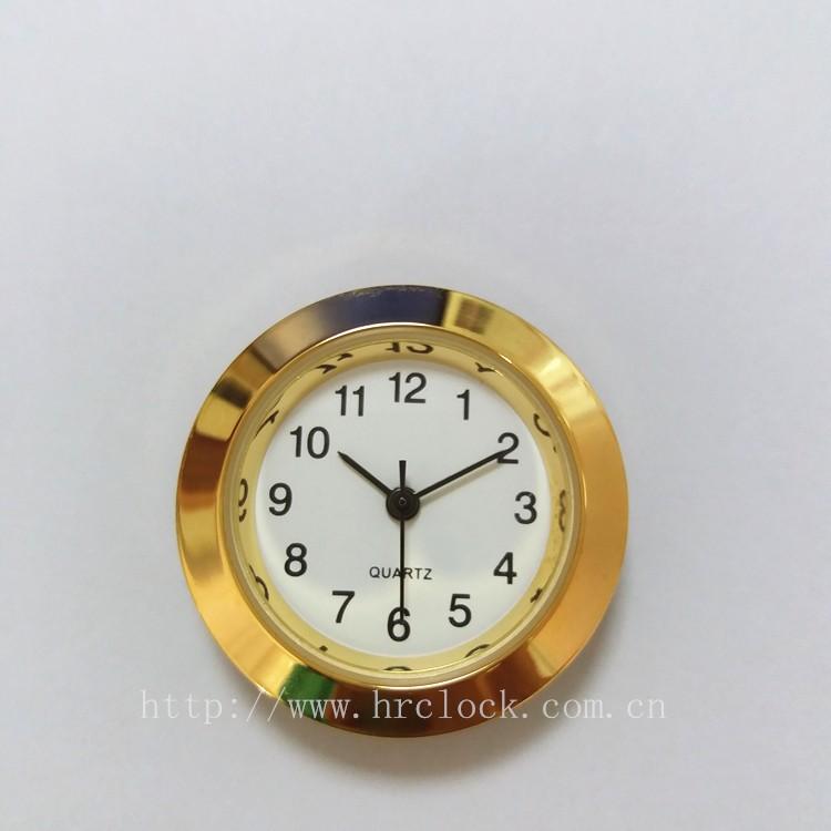 China Supplier Best Selling Metal Clock Inserts Man Lady Wrist ...