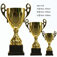Best selling wholesale sport trophy cups rugby trophies 2019