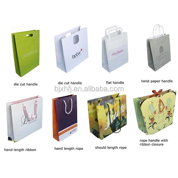 2015 New Design Creative Luxury Paper Bag Price Buy