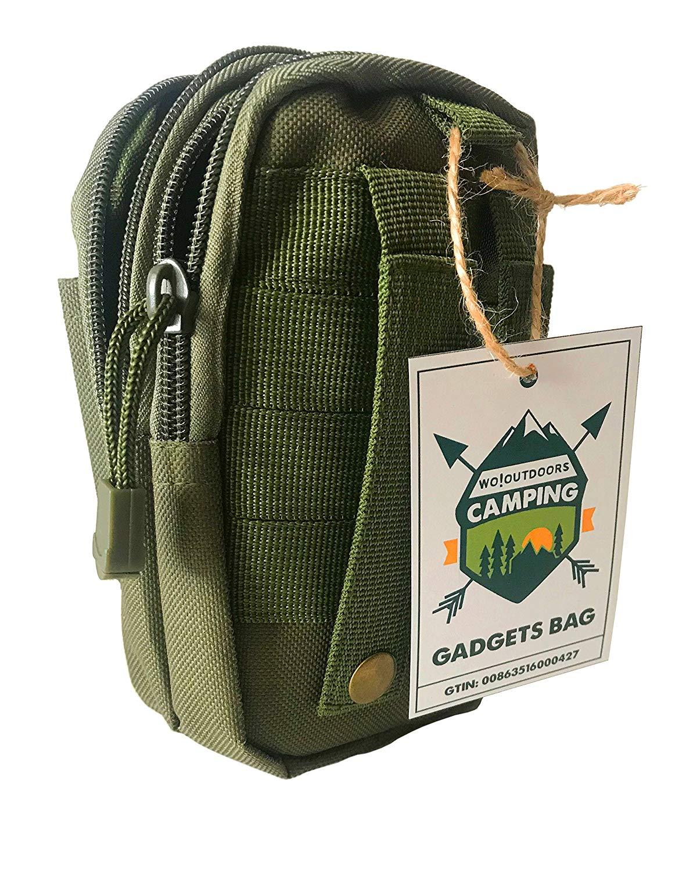 san francisco 2982f 961d8 Buy Camping Gadgets Bag Camping Gear Gadget Bag Wo!Outdoors ...