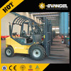 YTO Price of Forklift CPCD25 All Terrain Forklift Price