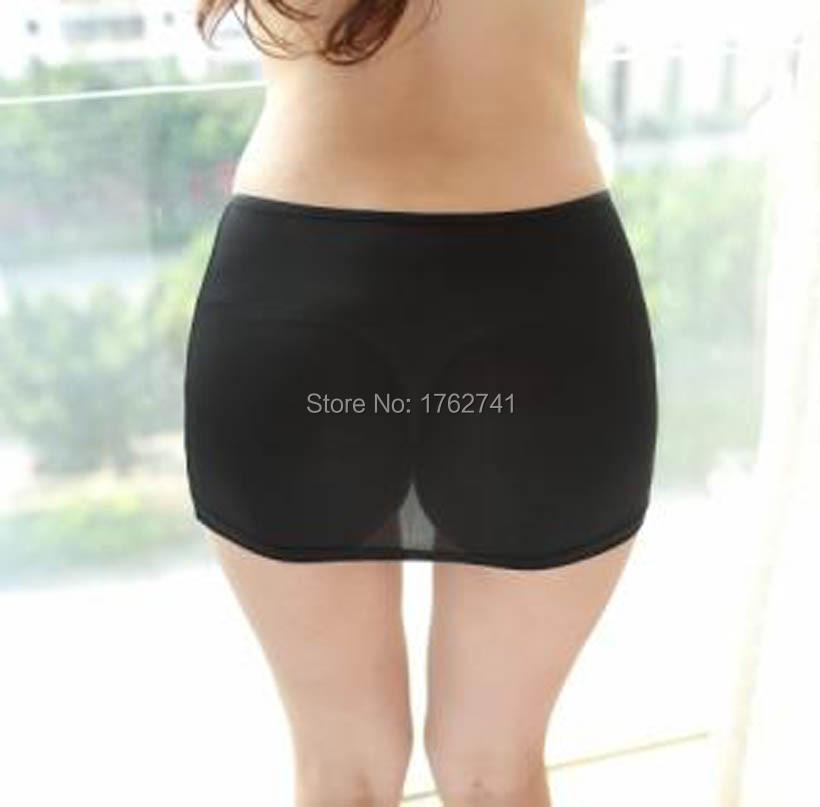 f7632e2fda092f 2019 Women's Super Sexy Semi See Through Miniskirt Elastic Strecthy ...