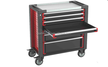 facom 7drawer roller tool cabinet tool trolley stainless steel worktop wider worktop and drawers