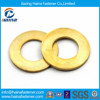 GB97 Brass flat washers,copper plain washer ANSI B 18.22.1,ISO7089