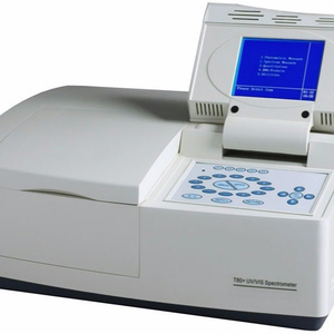LCD Display Electronic Spectrophotometer Instrument Price