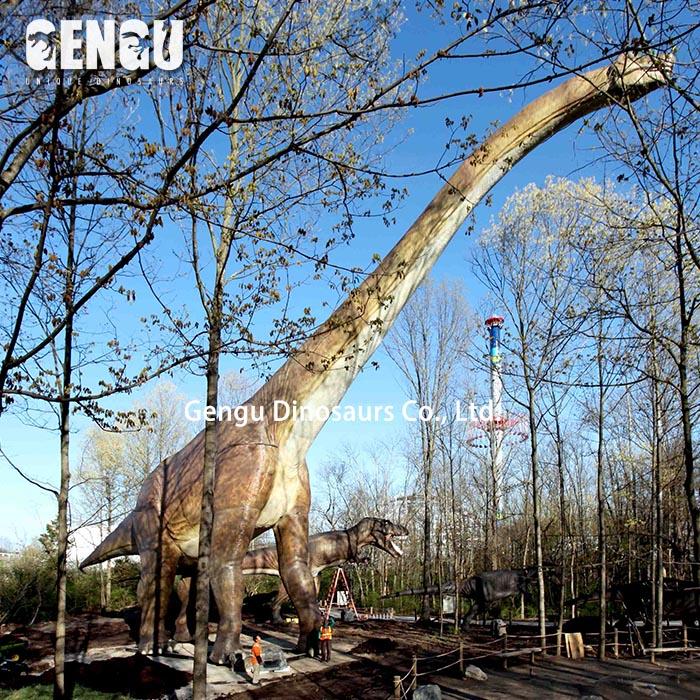 30メートル大型サウロポセイドンアニマトロニック恐竜 - Buy 恐竜 ...