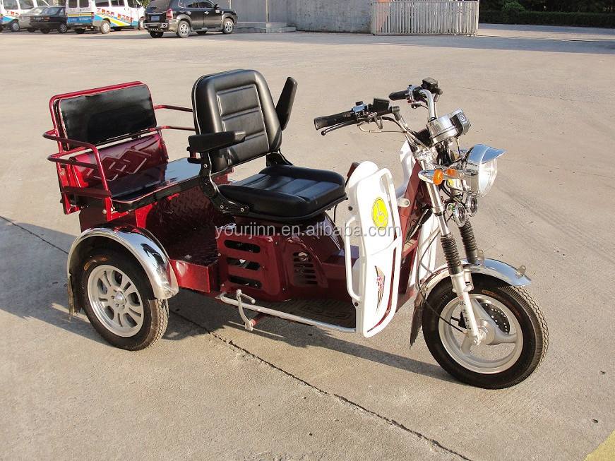 2015 hot venda 110CC triciclo para deficientes/barato china motocicleta/air-cooling disco de freio trike