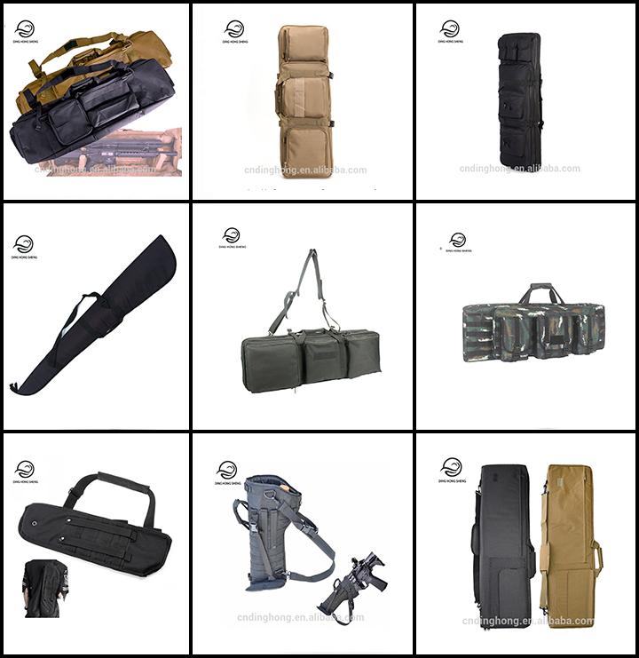 Tactical Hunting Shooting Gun Stock Bag Military Airsoft Rifle Carry Scabbard Gun Protection Bag