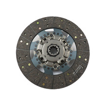 china auto parts manufacture truck chassis clutch disc for truck