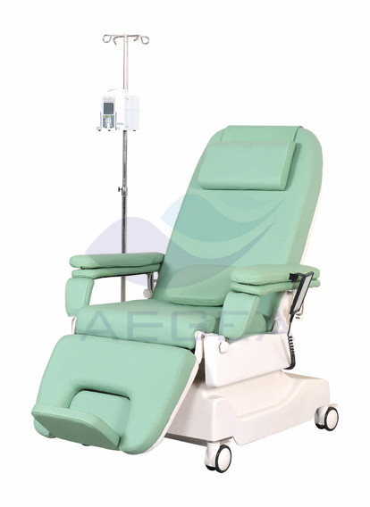 AG-XD206 popularity priced adjustable blood collection phlebotomy equipment hospital chair