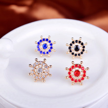 Brooches Tassel Collar Shirt Brooch Pins Fashion Jewelry Collar Clip