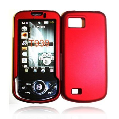 SNAPON SOLID BURGANDY CASE FOR SAMSUNG T939