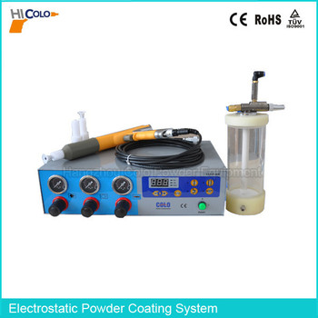 Colo-660t-b Small Testing Electrostatic For Powder Coating