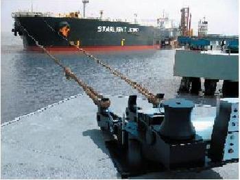 Marine Quick Release Mooring Towing Hook