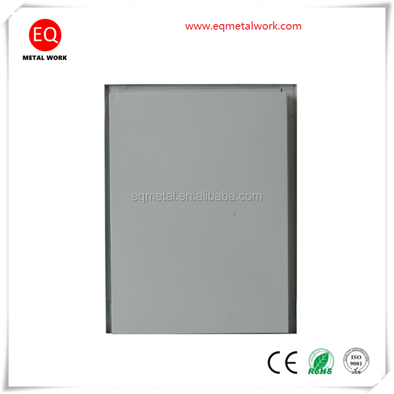 Custom sizes stainless steel electrical panel box low voltage distribution box