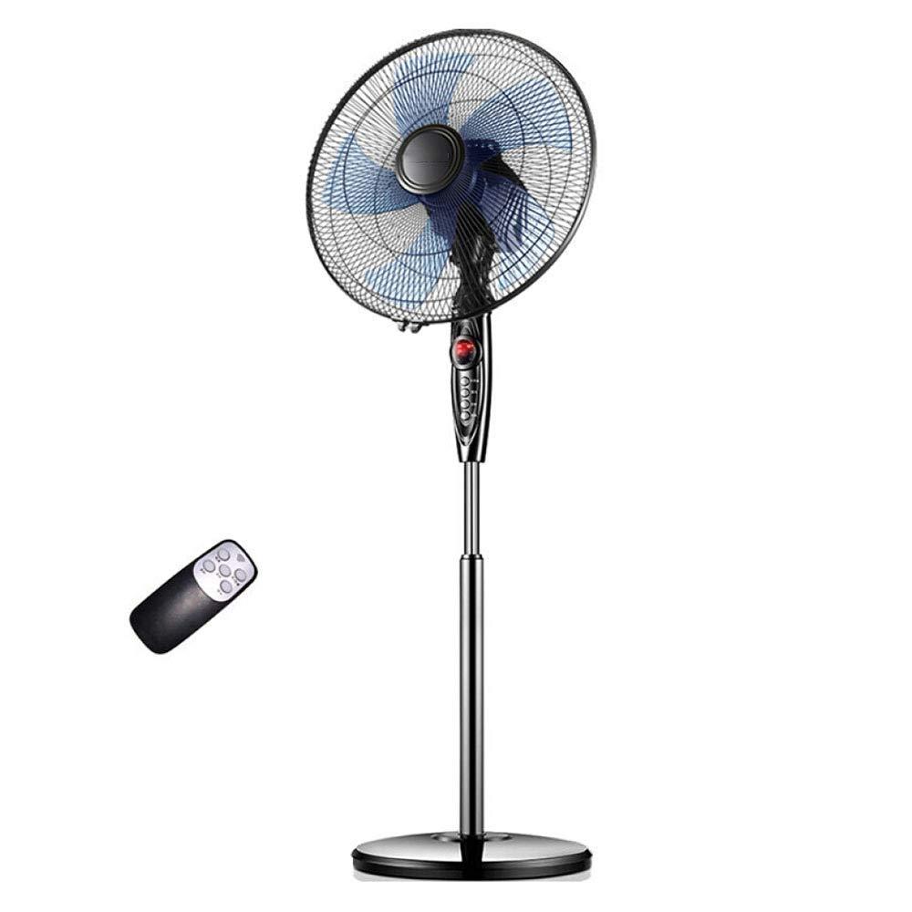 Fan, Remote Control Floor Fan, Household Electric Fan, Floor Table, Vertical, Student Dormitory Fan,Black