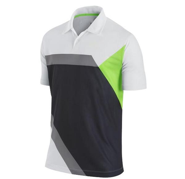 Full dye sublimation custom golf polos shirt for events for Custom golf polo shirts