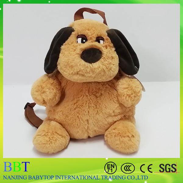 733d1b800e6 2017 Stuffed Mewah Anjing Sekolah Ransel Animal Tas Untuk Anak - Buy ...