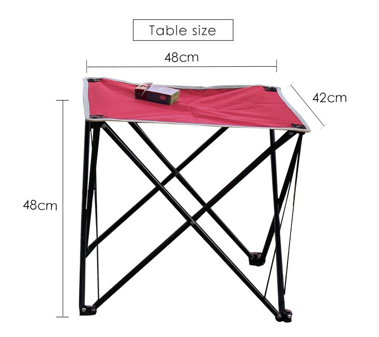Outdoor Camping Metal Folding Chair Parts Folding High Chair For Camping Bu