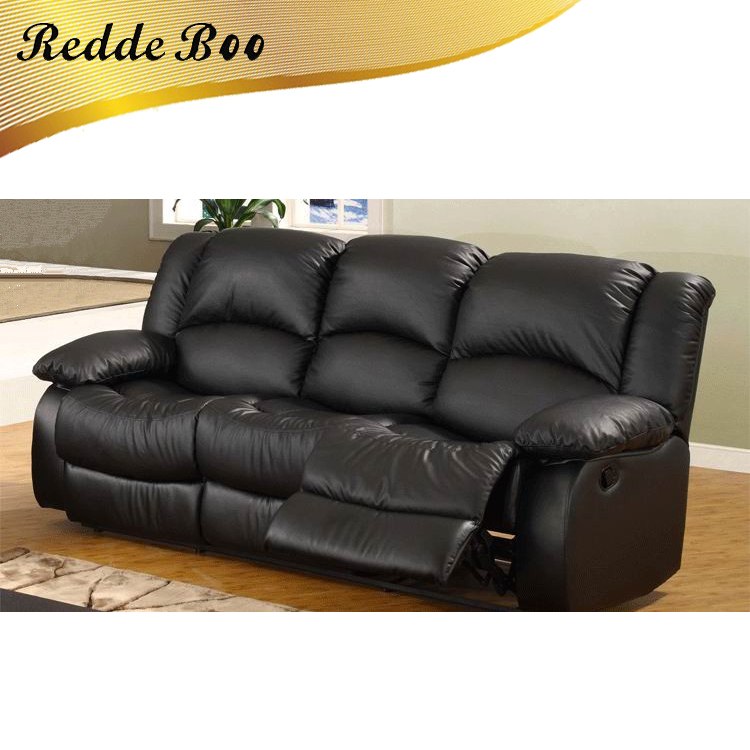 Anji Blue Leather Bench Craft Bean Bag Sectional Reclining Sofa Supplier -  Buy Anji Recliner Sofa,Bench Craft Sectional Sofa,Blue Leather Sectional ...