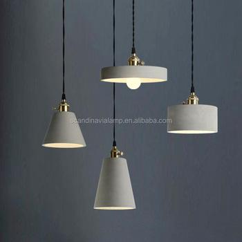 Modern Pendant Light Kitchen Home Decoration Cement Ceiling Lamp Fixture Buy Cement Pendant Light Modern Ceiling Lamp Fixture Kitchen Home
