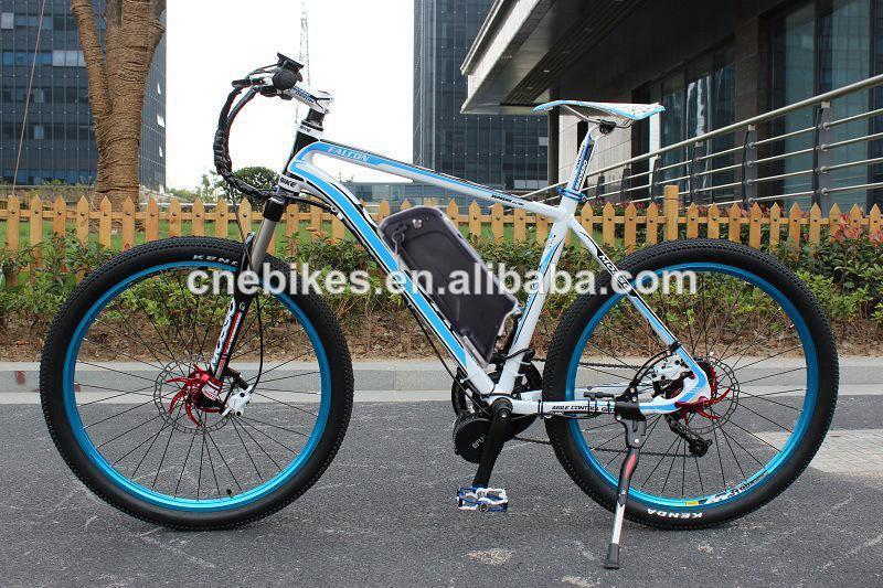 8 Fun Bafang Bbs02 36v 500w Mid Central Crank Motor Electric