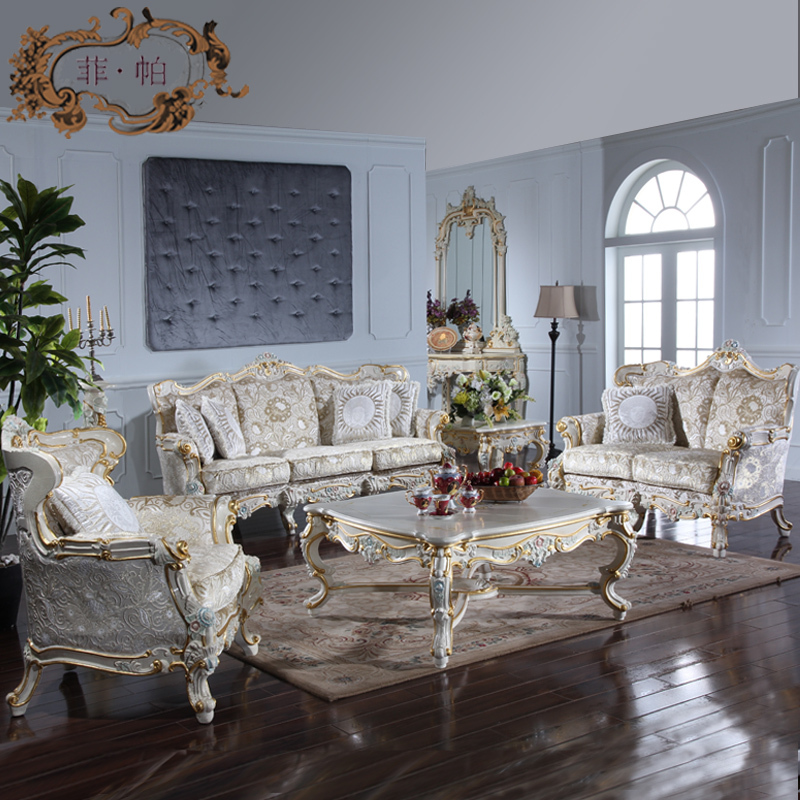 Italiaanse houten meubels alle gouden folie woonkamer bankstel antiek meubilair sets product id - Meubels set woonkamer eetkamer ...