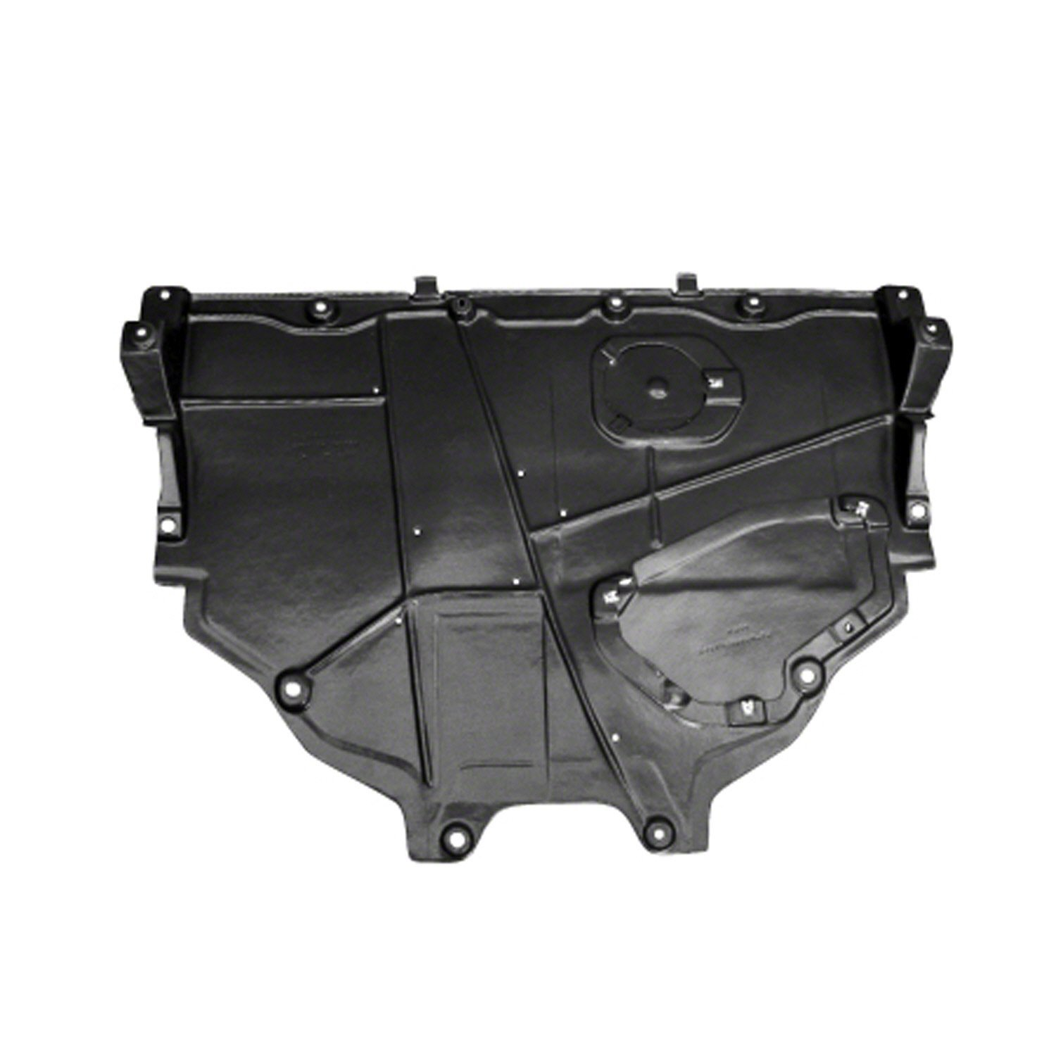 Crash Parts Plus MA1228122 Front Engine Cover for 2014-2016 Mazda 3, 3 Sport, 6