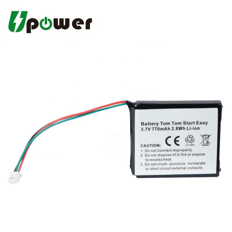 Start2 4EX0.001.11 Easy Start 770mAh VF9B Battery For TomTom 1EX00