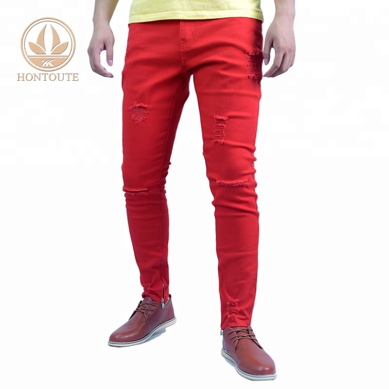 caacb356c5a829 Ankle Zipper Jeans, Ankle Zipper Jeans Suppliers and Manufacturers at  Alibaba.com