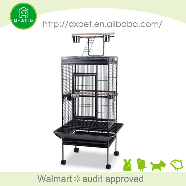 DXPC005 Wholesale fashionalhot selling stainless steel parrot cage
