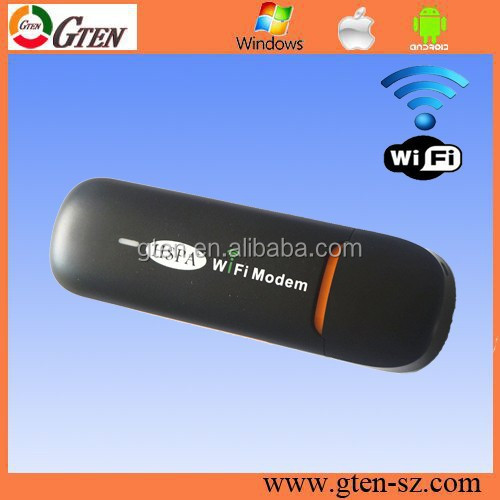 wcdma unlock gten 3g router always online mobile wifi hotspot