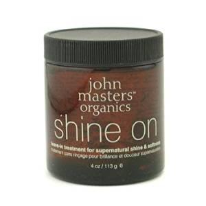John Masters Organics - Shine On Leave-In Treatment For Supernatural Shine & Softness - 4 oz.