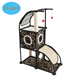 HK2067Eco-friendly Plastic Oxford Cat Bed Cat Climbing Tree Furniture