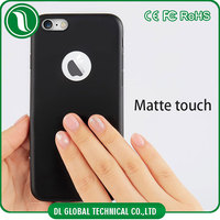 Ultra thin silicone cover for iphone 7 particular protective camera hole matte silicone case