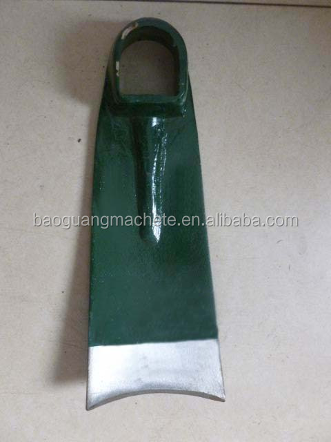 Good quality agricultural tools of garden hoe for digging made in china