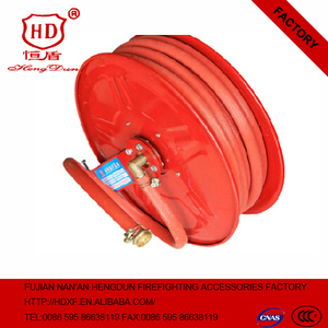 fire protection products 25m fire hose reel for fire box