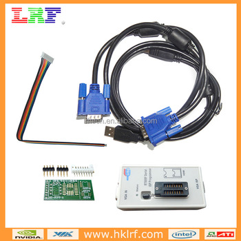Hot Sale Rt809f Serial Isp Universal Programmer Eeprom Tool For Testing -  Buy Rt809h Emmc-nand Flash Programmer,Universal Programmer,Rt809f Product  on