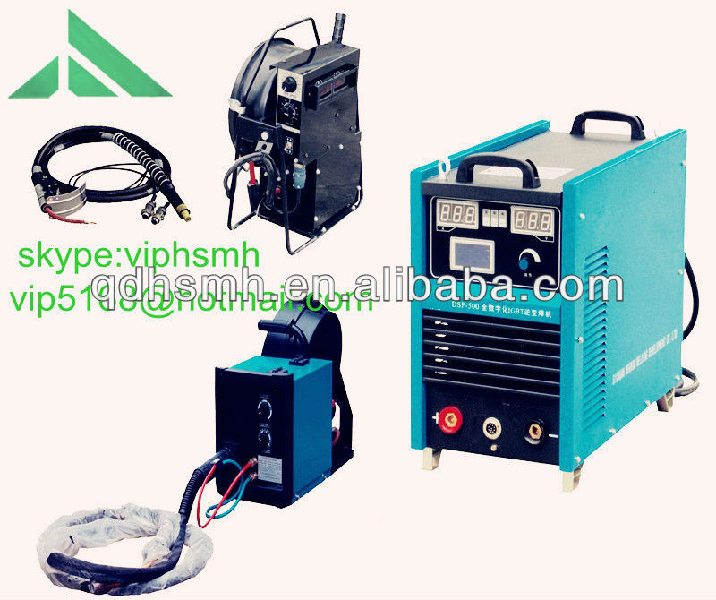 IGBT full digital inverter multifunctional welder/welding plant supplier/soldering installation/HSMH machine tool equipment
