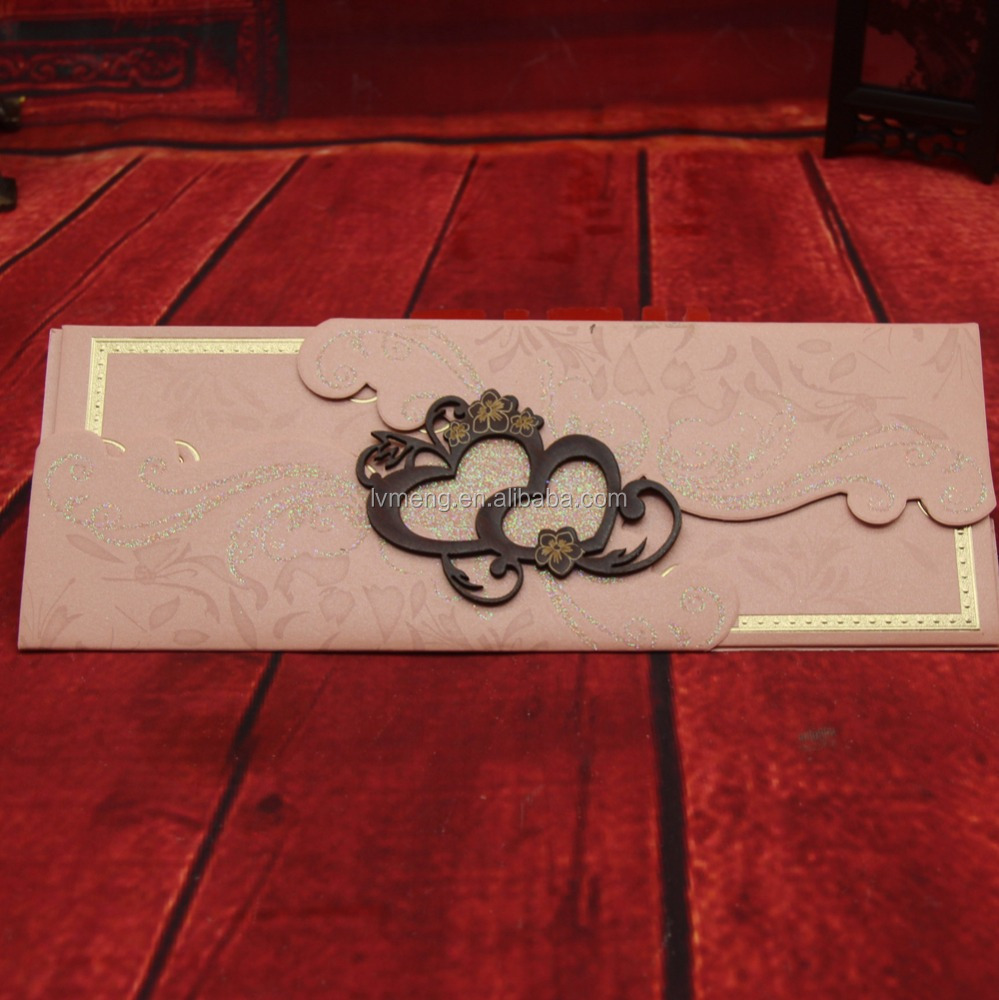 Card Pocket Invitations, Card Pocket Invitations Suppliers and ...