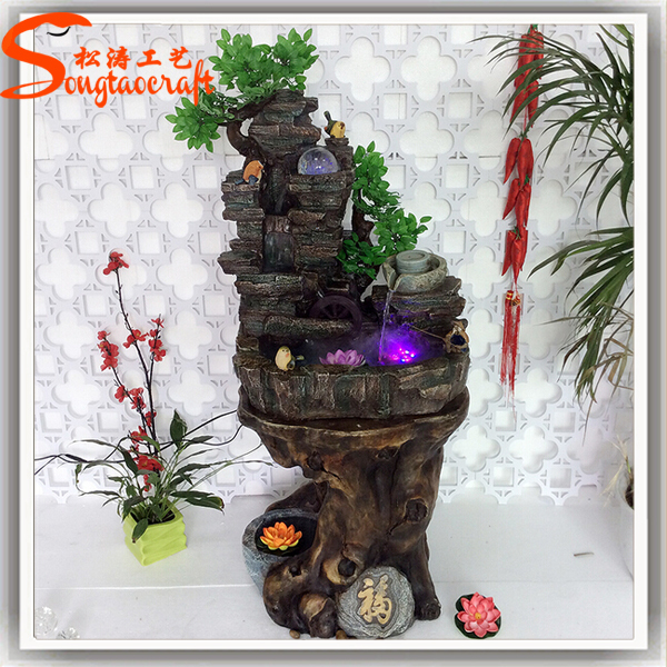 mini indoor water fountain for decoration