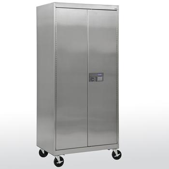 Edelstahl Küchenschränke Für Küchen Und Krankenhaus - Buy Product on ...