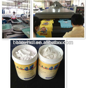 t shirt printing ink for fabric screen printing
