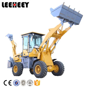 Fast delivery mini loader/backhoe with fine quality