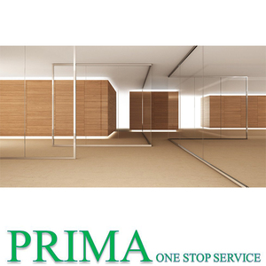 modular office partition plastic partition walls glass walls for office