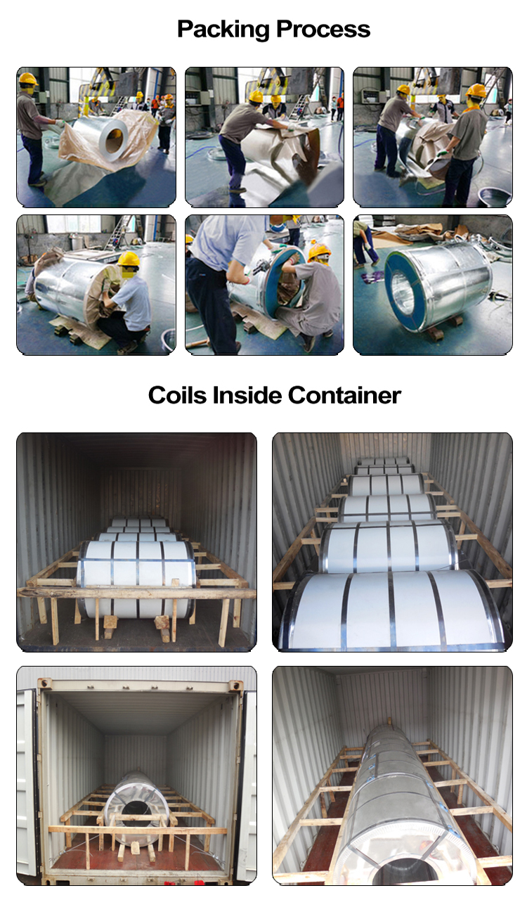 Zinc Roofing Material Price Cold Rolled Ppgi Galvanized Iron Steel Sheet