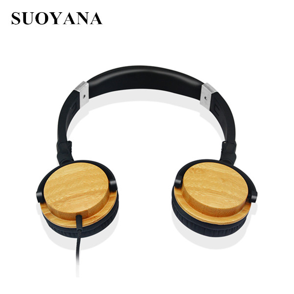 New Products 2017 Unique Design Wood headphone Headset stand