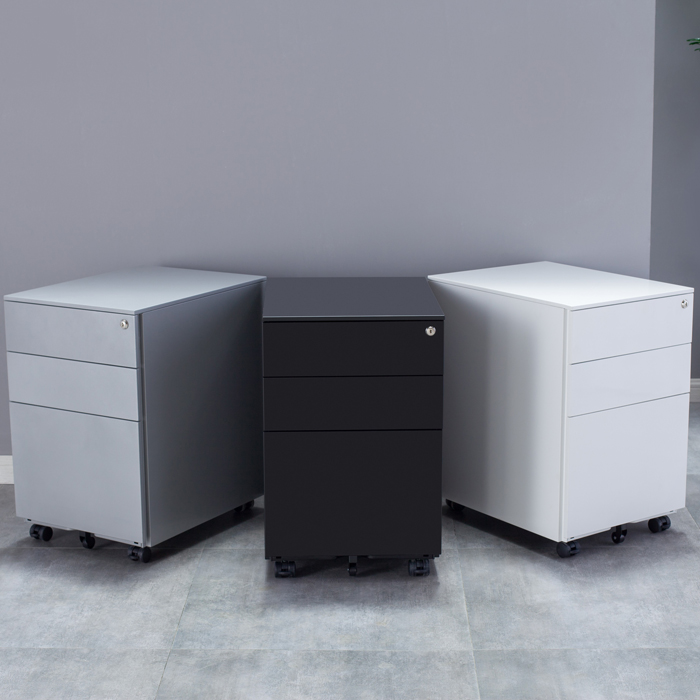 Steel large archives mobile hand push metal compactor manual mobile filing cabinet
