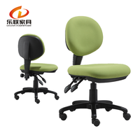 New Design Swivel Salon Chair Executive Office Chair Without Armrest