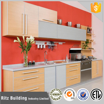 Charmant Economical Type MFC Kitchen Melamine Faced Chipboard Kitchen Cabinets